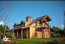 Barn houses and decoration  / by Jennifer Sandmann