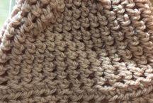 Tejiendo / Punto y crochet