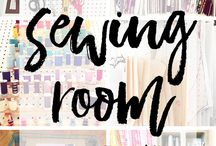 Craft & Sewing Room Style & Organization
