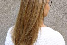 тест цвет волос