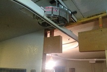 Overhead patient ceiling lift
