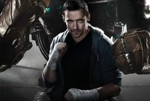 Real Steel / It's only defeat when you stop trying