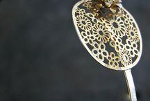 Gazelle jewelery / by Efratul Designs