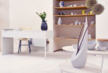SH studio and shop / Porcelain studio