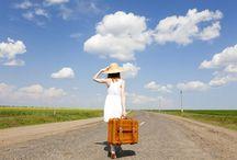 Je pars ... avec mon sac de voyage / sacs de voyage, sacs week end, sac 24 h