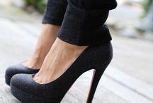 Shoes / by Cassandra Davidson-Wright
