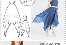 SEW: Dress Patterns & Inspiration
