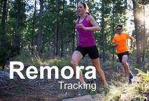 Remora GPS Tracking For Running, Biking, & Swimming