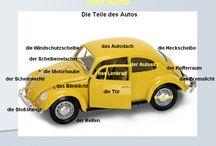 Deutsche Lexik / Wortschatzübungen zum Einsatz im Deutschunterricht