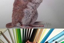 amazing drawings and paintings