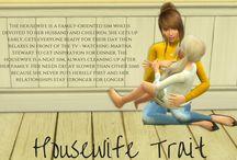 Sims 4 cc traits