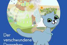 Kinderbücher / Sachbilderbücher, illustrierte Kinderbücher über Natur, Jahreszeiten und viele andere Themen