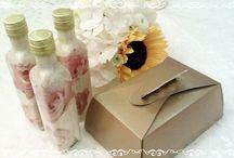 Sticle nunta / Wedding bottles