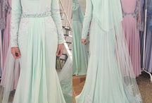 wedding gown syar'i