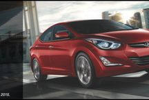 Hyundai Elantra / The award-winning Elantra
