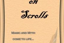 Stories on Scrolls / All about the inspiration behind it and where to read these dark fantasy short stories.
