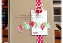 Stampin' Up! Merry Minis