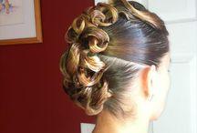 Loops hair