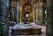 Ancient spaces