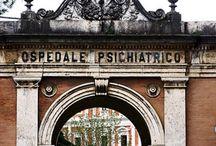 Siena e il suo doppio / Incontri, proiezioni, seminari attorno all'ex-ospedale psichiatrico San Niccolò di Siena.