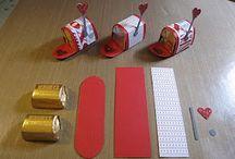 Basteleien: Geschenkverpackung - MINI