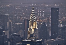 Big Cities, Bright Lights / Lights from around the world.  Inspirational for any lighting designer.