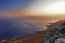 Asterousia mountain (south Crete)