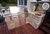 bbq counters
