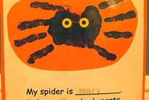 Spiders / by Paige Curtis