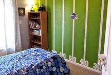 B's UGA Bedroom / by Amanda Bowling