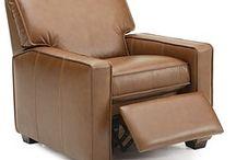 Palliser Pushback Chairs