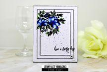 Watercolor Wreaths/Bouquet