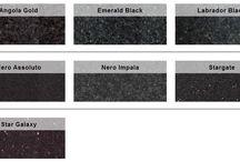 Our Granite Colours