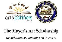 The Mayor's Art Scholarship (Houston, TX)