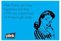 Plink Fun / #Rewards #Freebies / by Plink