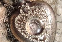 Heart pendant / Jewellery