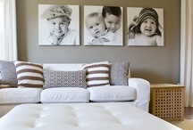 Displaying your photos / Creative tips on displaying your photos in your home