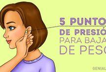 Massaggi pressioni