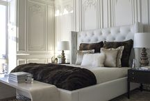 classical bedroom interiors