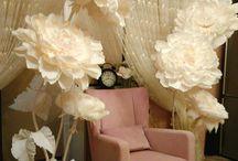 esküvői virágdekor