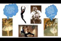 Ya llega: Día internacional de la danza. / ¿Sabes de dónde surgió la idea de celebrar el día internacional de la danza?, ¿qué día es? y ¿por qué es importante?