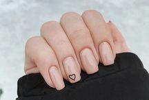 False nail designs
