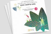 Zozo / Illustration livre de méditation pour tout petits
