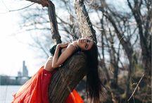 Modeling Inspiration / by Karla Reilly