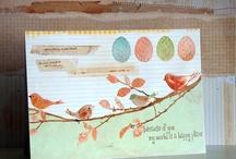Cards - Birds & Butterflies