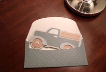 masculine cards / by christelle lindewall