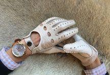 Leather Gloves Ebay