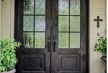 Front Doors and Entrances