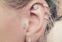 Piercing en la orejas