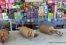 Barracas de fogos iniciam vendas em Socorro